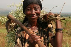 Ondersteuning van initiatieven uit Afrika